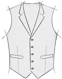 Cad & the Dandy Savile Row London Tailored Suit & Waistcoat @ £750 Plus a trip to London for measurements