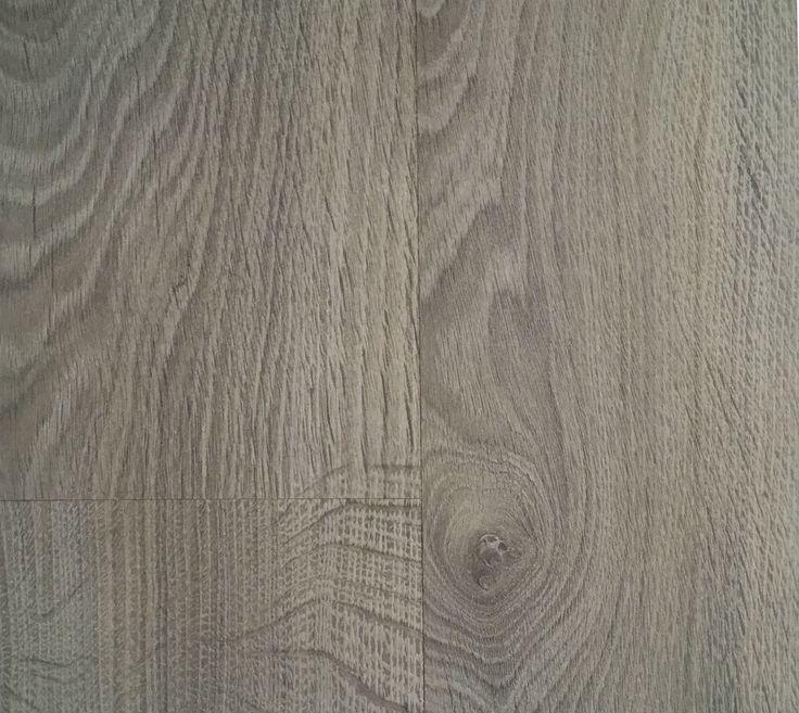 Included Selection Flooring - Old Oak Light Grey