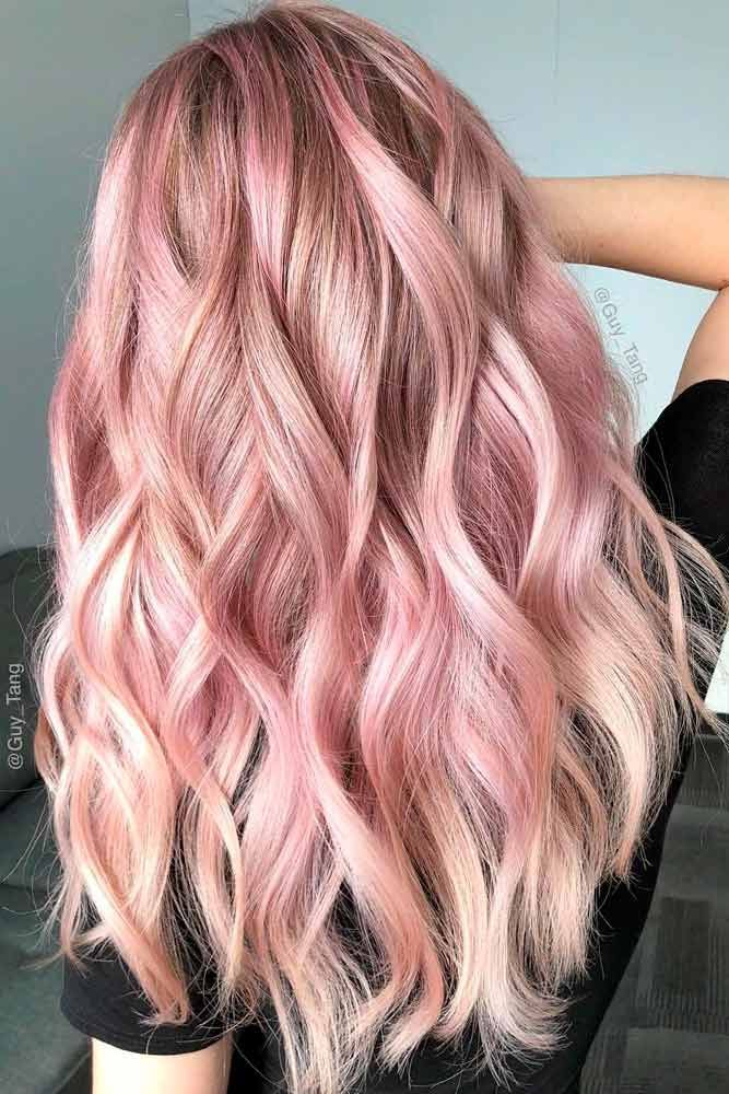 The Pink Hair Trend The Latest Ideas To Copy The Best Products To Try Long Hair Styles Hair Color Pastel Hair Styles