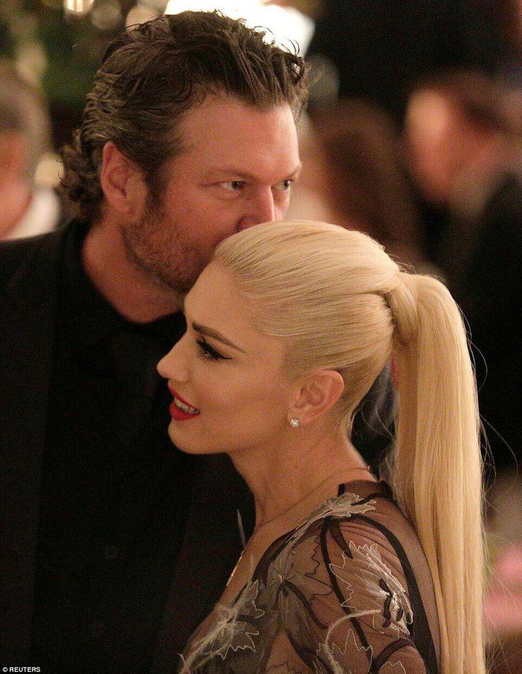White house state dinner Blake Shelton and Gwen Stefani