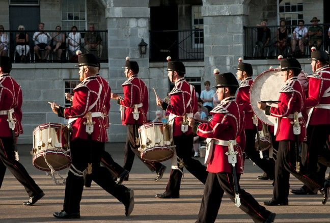 Kingston Ontario's Fort Henry is a must-see!