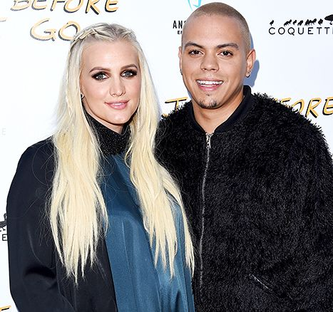 Ashlee Simpson Gives Birth, Welcomes Baby Girl With Evan Ross - Us Weekly