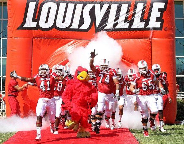2016 Louisville Cardinals Football Schedule
