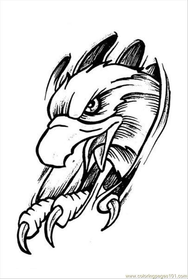Large Free Printable Tattoo Designs