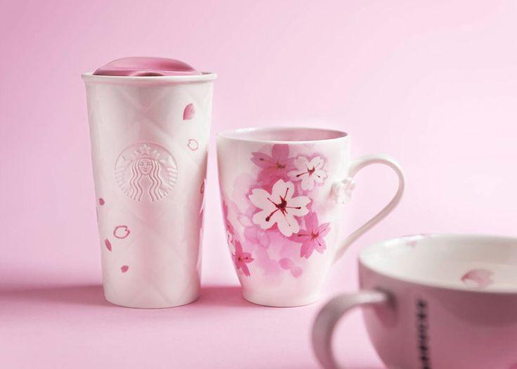 Pretty in Pink (Sakura Collection)   Starbucks Coffee Company   Feb 2015