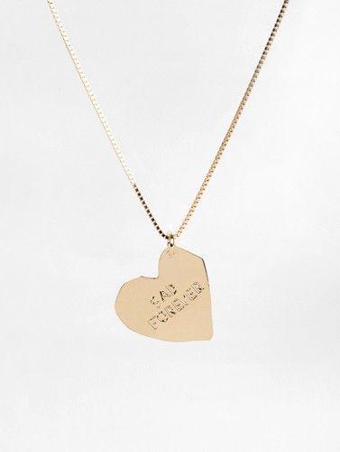Sad Forever Necklace
