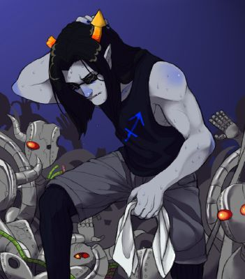 What do the male trolls from homestuck think of you?