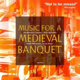 """Music For A Medieval Banquet"". Download the whole album, or just the songs you want!"