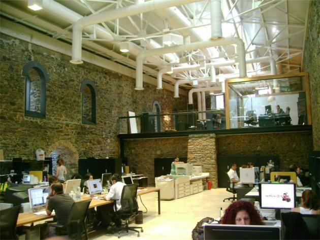 interesting office spaces. Brilliant Interesting Medina Turgul Office On Interesting Spaces D
