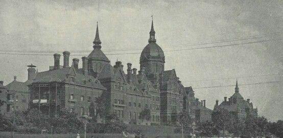 Johns Hopkins Hospital 1915