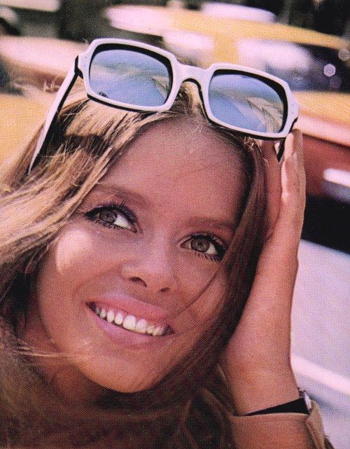 A Young Barbara Bach - 1967 http://www.picsdrive.com