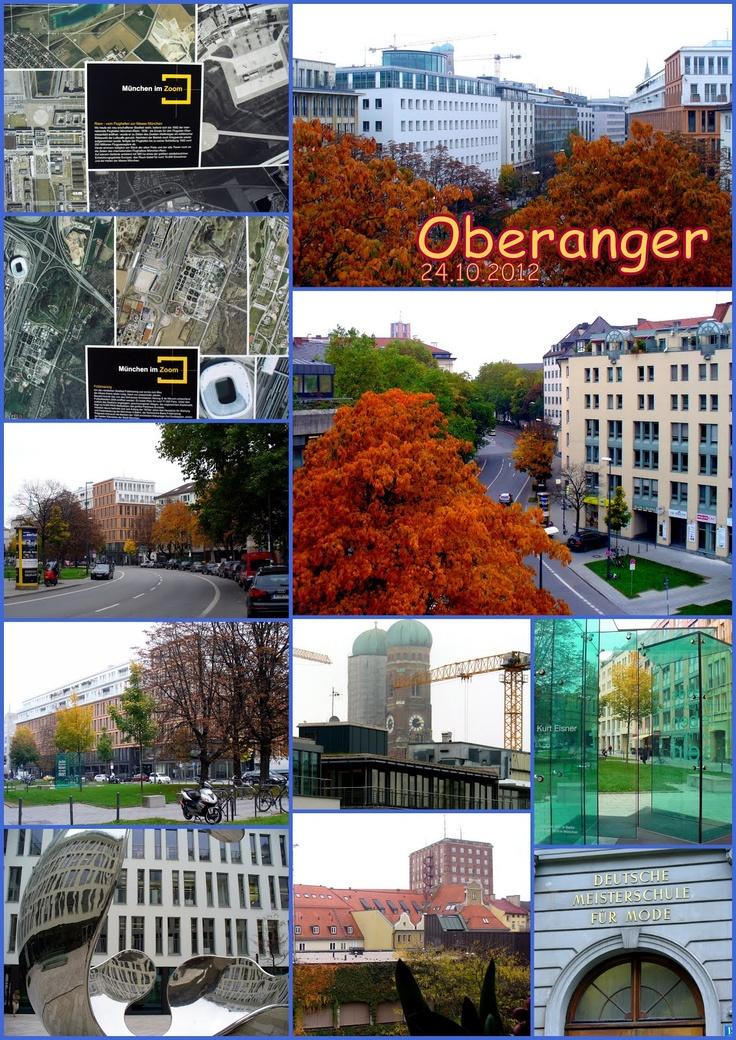 münchner spaziergänge: Kurt Eisner und der Oberanger