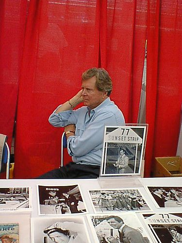 Ed Byrnes 77 Sunset Strip   Interesting People   Pinterest ...