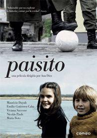 Paisito (2008) España. Dir.: Ana Díez. Drama. Ditadura de Paraguay - DVD CINE 2327
