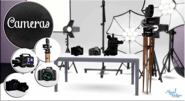 Miguel Creations TS4: Set Cameras