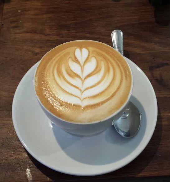 Large flat white! #tribecoffee www.tribecoffee.co.za