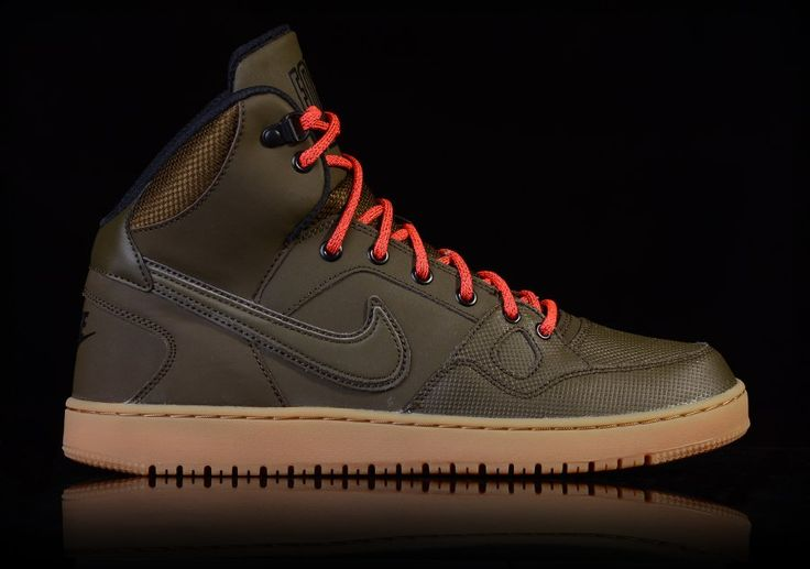 NIKE SON OF FORCE MID WINTER DRK LDN