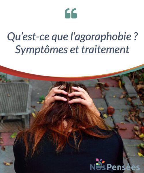 Qu'est-ce que l'agoraphobie ? Symptômes et traitement L'agoraphobie est un trouble #psychologique qui est fortement lié à la crise d'angoisse. Même s'il peut exister de l'agoraphobie sans #histoire préalable de trouble d'angoisse ou d'anxiété, il est très commun que ces deux #psychopathologies aillent de pair. #Psychologie