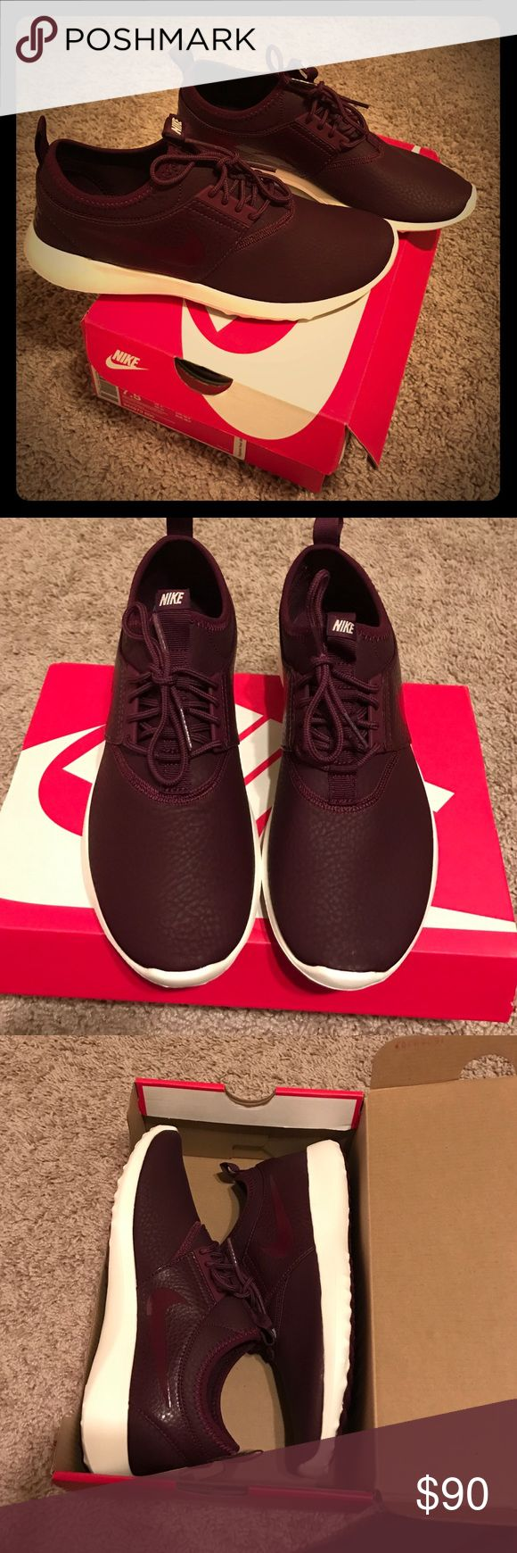 RESERVED/ ON HOLD PRICE IS FIRM...No trades. These are so gorgeous! I have so many pairs of Nike juvenates. Most comfortable sneakers I've ever owned. Great for everyday wear. These have a synthetic leather material. Very lightweight. Nike Shoes Sneakers