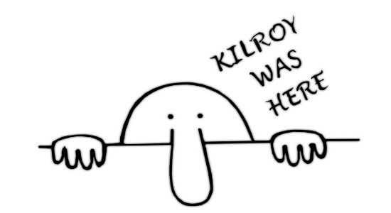 kilroy was here - Google Search