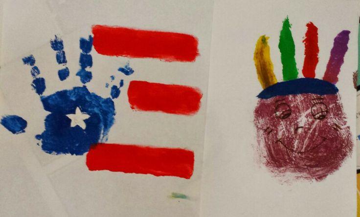Bandera de Puerto Rico e indio taíno