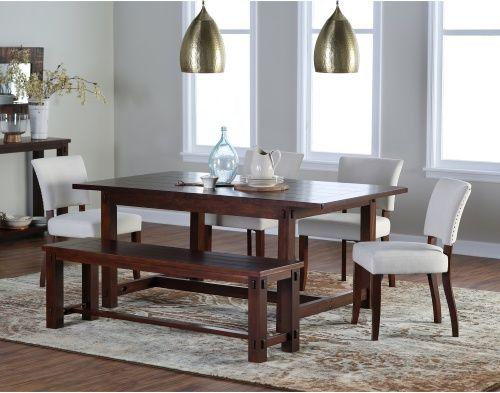 Belham Living Bartlett Extension Dining Table