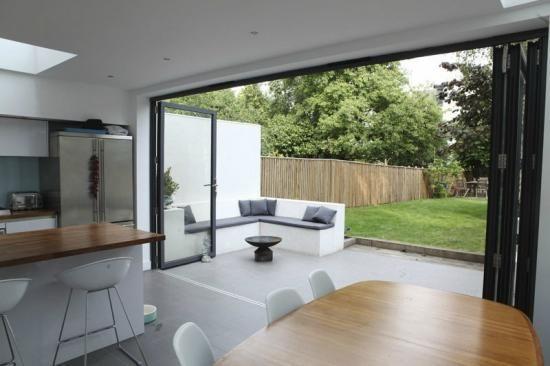 64 best Extérieurs de maison modernes images on Pinterest Building - Agrandissement Maison Bois Prix M