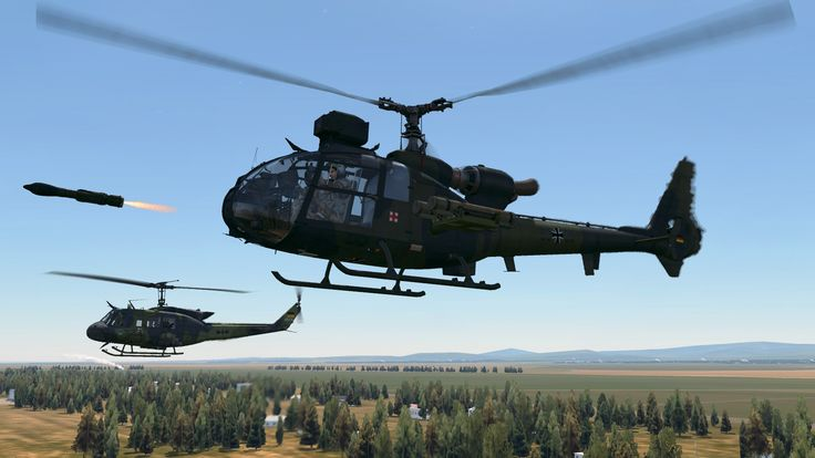 DCS SA342 Gazelle is now available • HeliSimmer