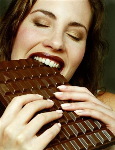 Chocolate is good for you. But in moderation! Wondering how much is good? If you eat a reasonable amount thrice every month you can live longer compared to those who don't eat any chocolate at all and even those who overeat chocolate.