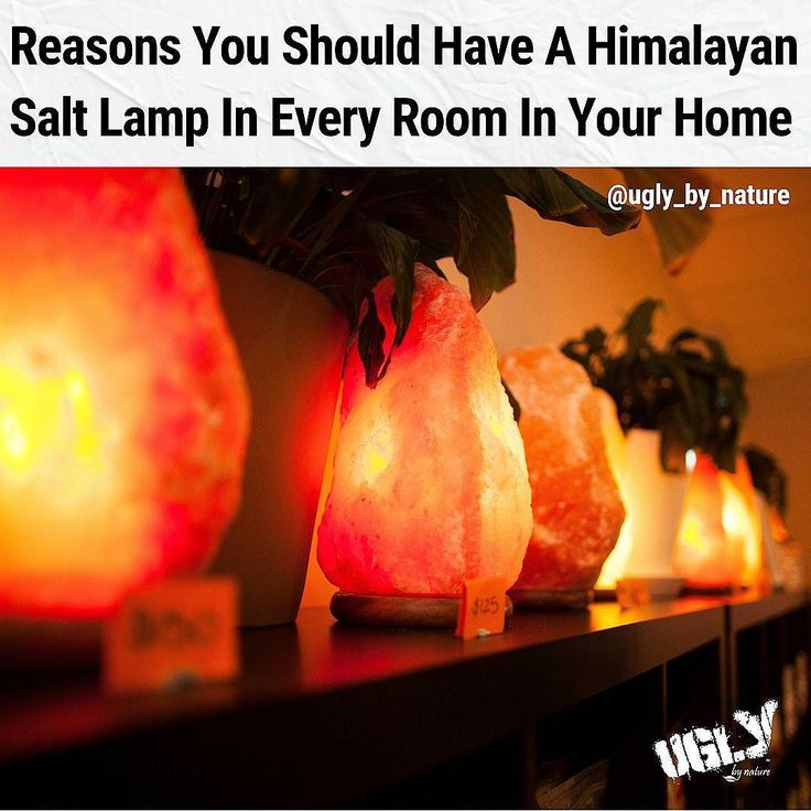 Salt Lamps Cleanse & Deodorize the Air. Probably the most well-known benefit  and why the majority of people use them  is due to their incredible power to remove dust pollen cigarette smoke and other contaminants from the air.  Because Himalayan salt lamps remove microscopic particles of dust pet dander mold mildew and the like from the surrounding air placing a lamp or two in the rooms where you spend the most time can seriously cut back on allergy symptoms. .  Besides removing contaminants…