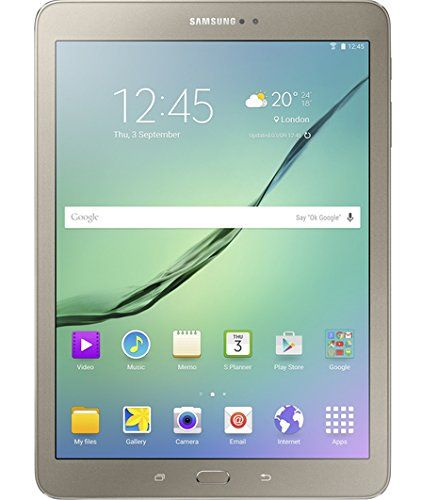 nice Samsung Galaxy Tab S2 SM-T813 32GB Oro - Tablet (Tableta de tamaño completo, IEEE 802.11ac, Android, Pizarra, Android 6.0, 64 bits)