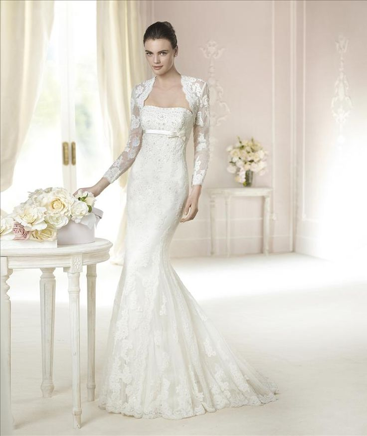 Tango by W1 Pronovias. Available to view and try on in store.