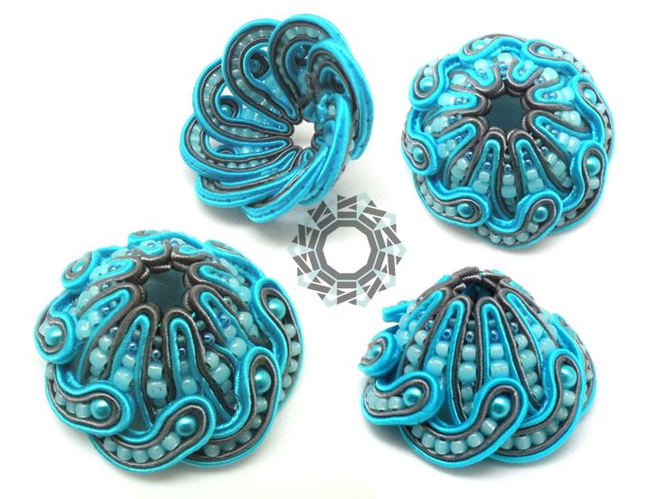 3D soutache, Alina Tyro-Niezgoda Tender December
