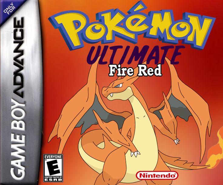 pokemon red fire version