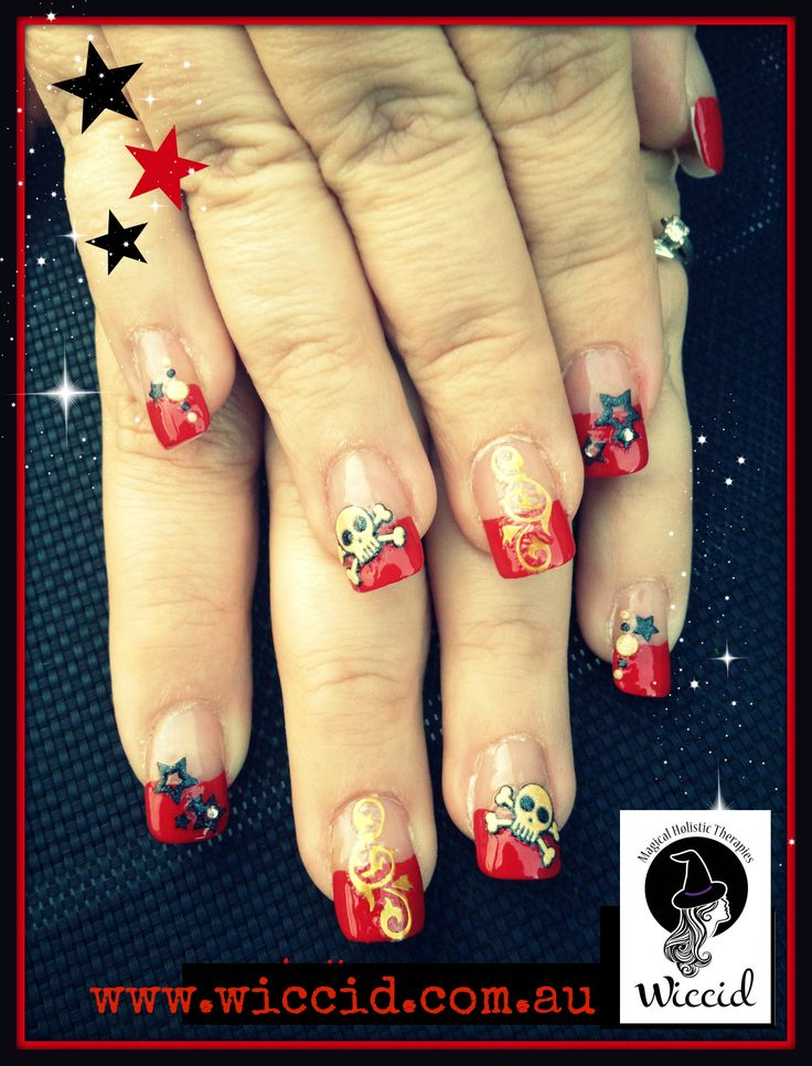 Nails by Wiccid