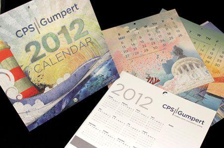 2012 CPS Gumpert Calendar | Paperspecs
