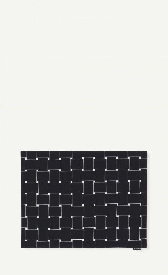 Basket cotton placemat
