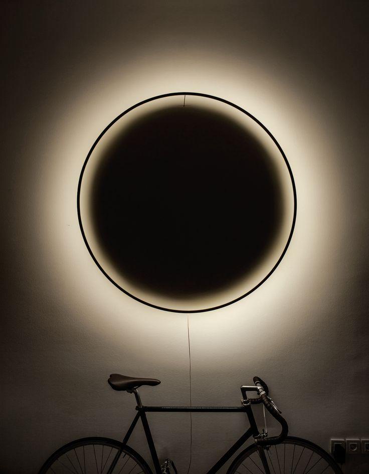 Eclipse Lamp by Tilen Sepič eclipse.sepic.cc