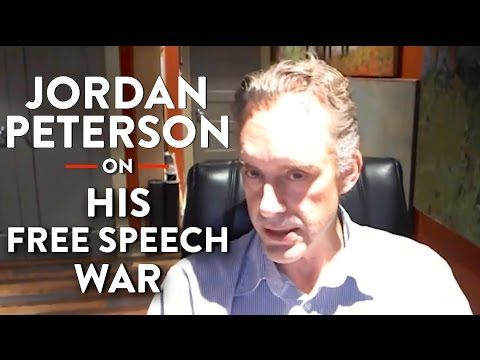 Jordan Peterson: Gender Pronouns and Free Speech War (Part 1 of 2) - YouTube