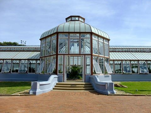 Pearson Conservatory in St George's Park, Port Elizabeth.