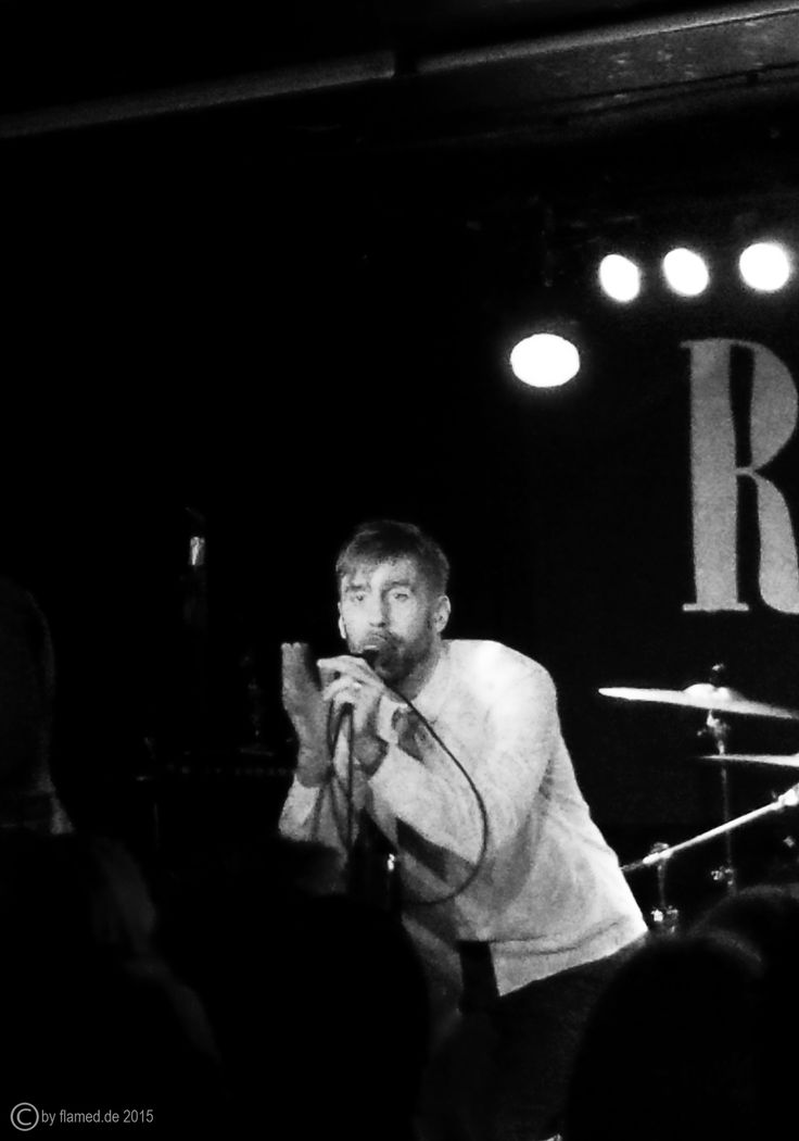 #rideauontour #rideaumusic #royalrepublic #nachtleben #frankfurt November 2015 #sweden #rockabily #rockmusic #rock #rideau #live #concert
