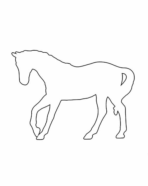 17 Best images about Horse on Pinterest | Coloring, Preschool ...