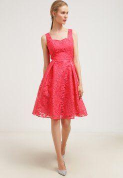 Chi Chi London - RIA - Sukienka letnia - coral