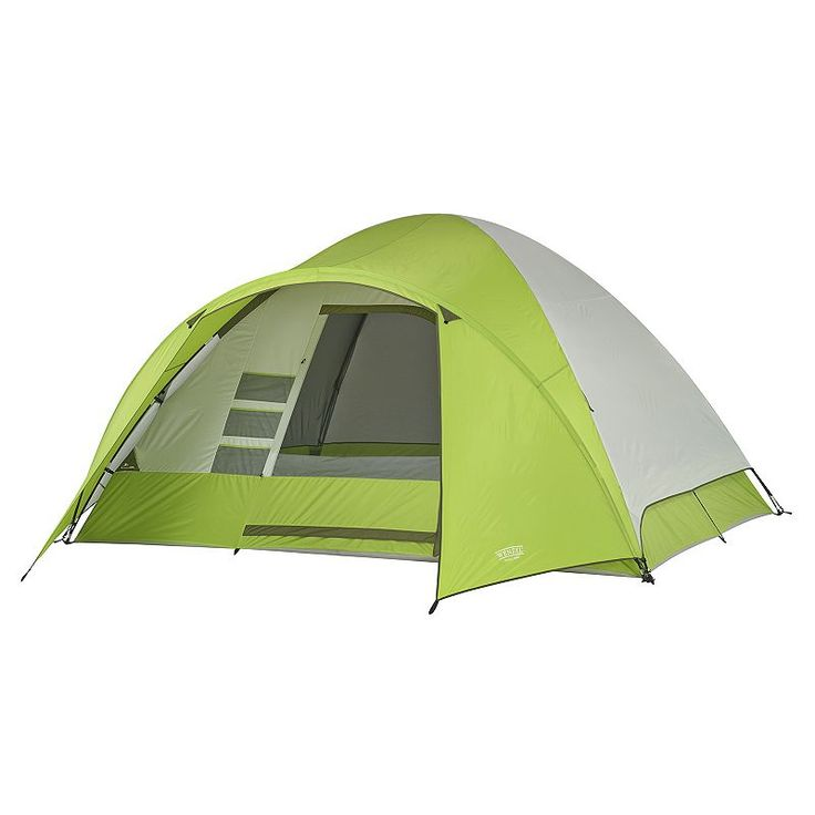 Wenzel Portico 8-Person Tent, Green