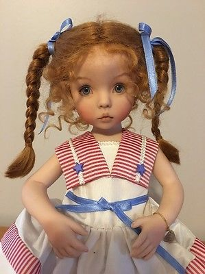Dianna-Effner-Little-Miss-Liberty-Belle-Doll-Limited-Edition-60-125-USA-Patriot