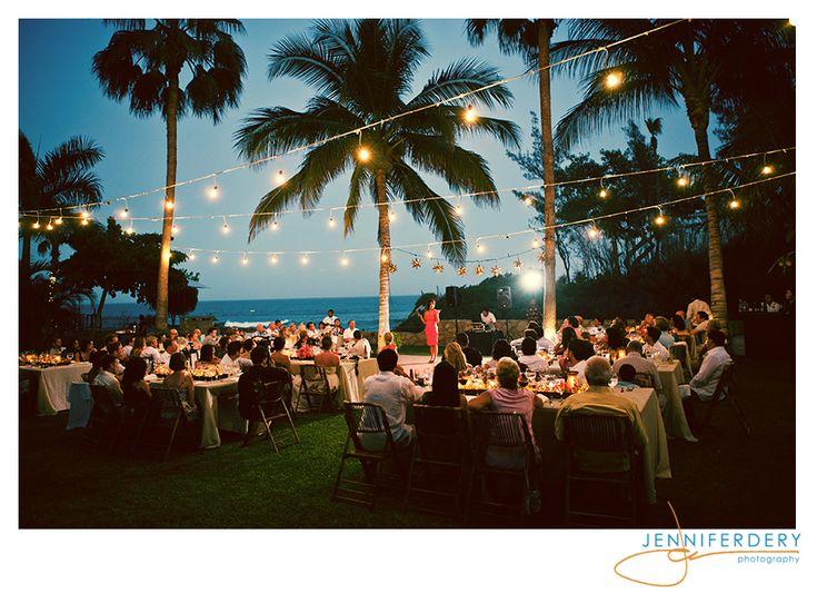 cafe lights, Cabo wedding lighting. amazing! Jennifer Dery Photography
