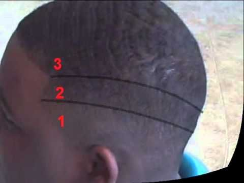 How to do a shadow fade. #Airforcehaircuts