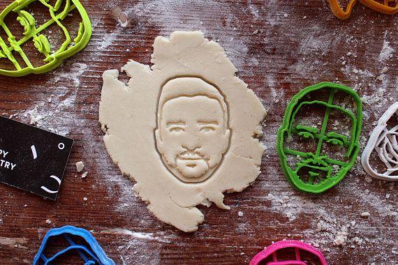 Justin Timberlake Cookie Cutter