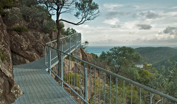 mount tomaree lookout, Tomaree Head Summit walk in Tomaree National Park, Shoal Bay, NSW - Take the invigorating short walk to the summit of Tomaree Head, 161m above the Port Stephens entrance.
