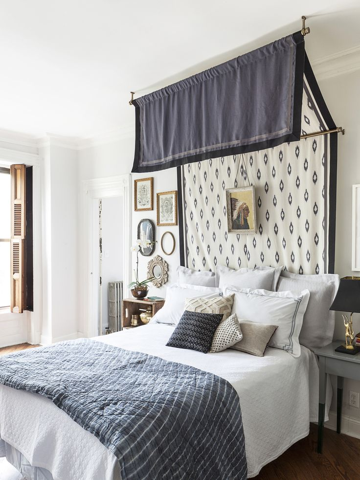 Diy Bed Headboard Ideas 131 best diy - headboards/beds/canopies images on pinterest | live